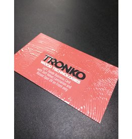 "2"" X 3.5"" 16PT Suede Business Cards w/ Raised Spot UV on both sides (100)"
