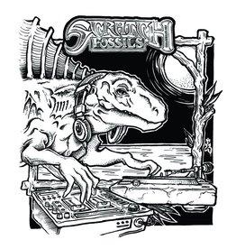 "Cut & Paste Skratch Fossils 7""Vinyl by Moschops: Cut & Paste Records"