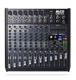 Alto Live 1202 Professional 12-Channel/2-Bus Mixer