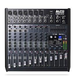 ***Pre Order*** Alto Live 1202 Professional 12-Channel/2-Bus Mixer