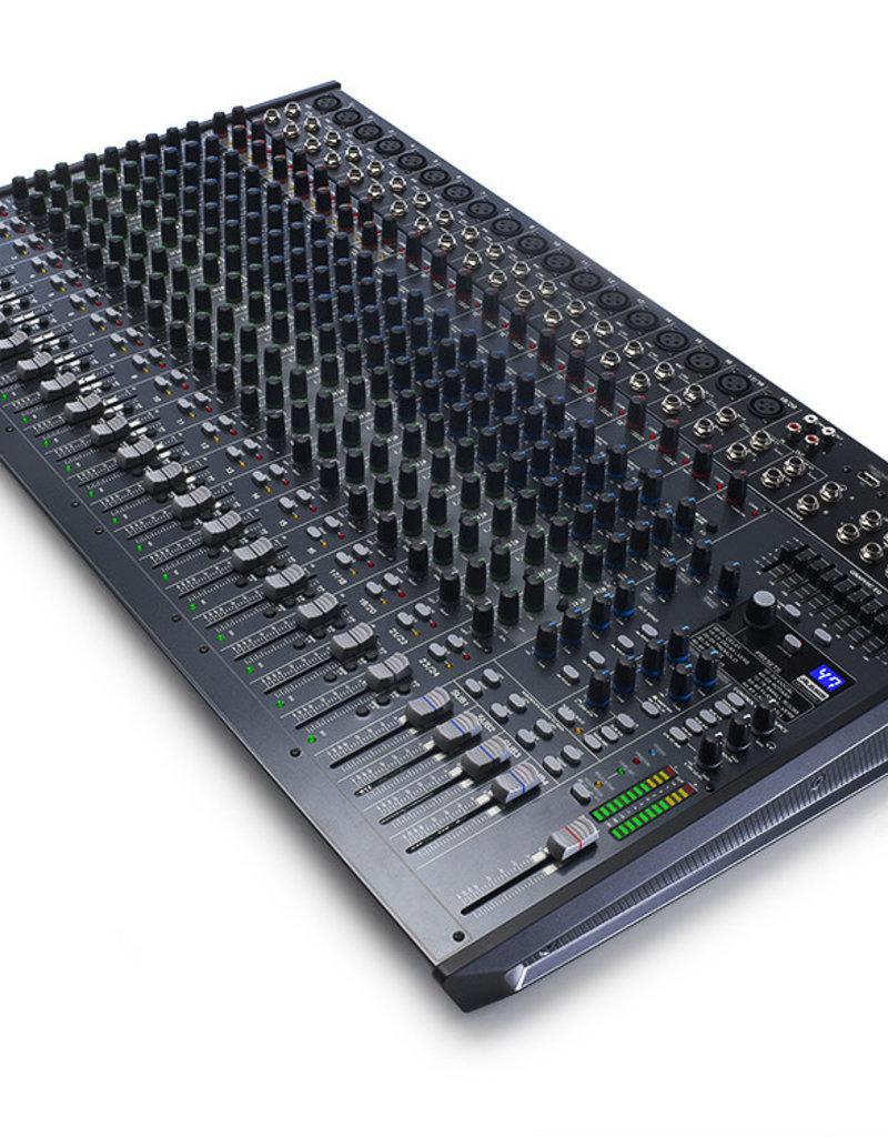 Alto Live 2404 Professional 24-Channel/4-Bus Mixer