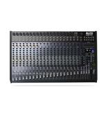 2404 Professional 24-Channel/4-Bus Mixer: Alto Live Series