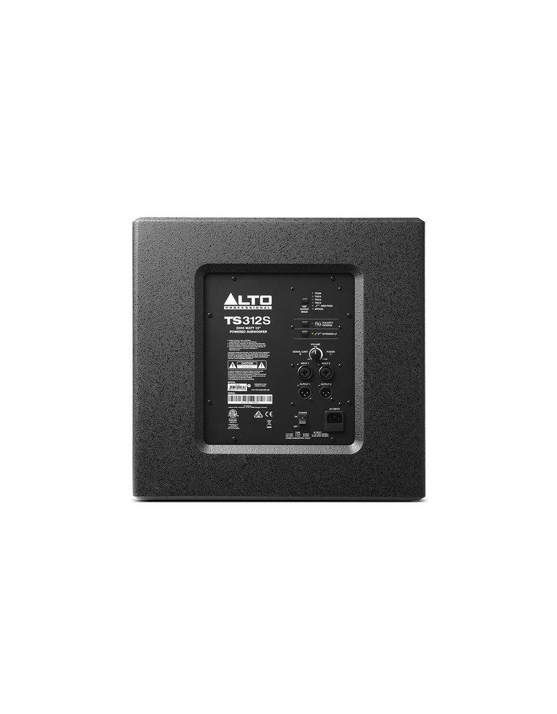 """Alto TS312S 2000-WATT 12"""" POWERED SUBWOOFER"""