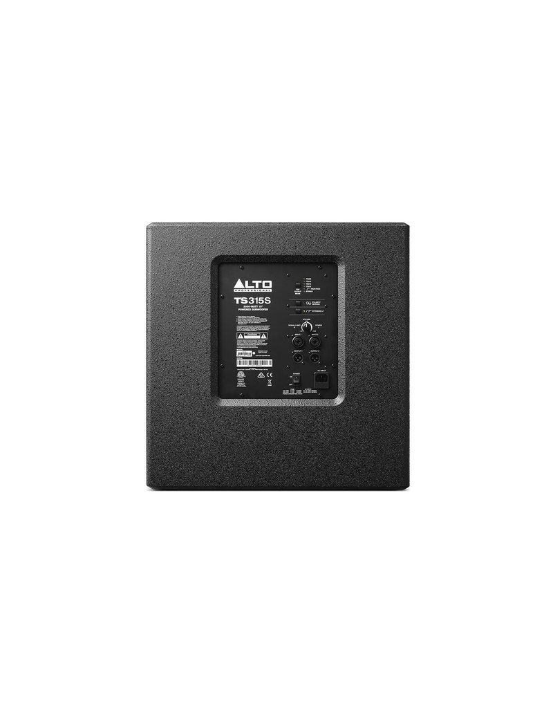 """Alto TS315S 2000-WATT 15"""" POWERED SUBWOOFER"""