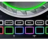 "Denon DJ SC5000 Prime Media Controller   Engine Media Player w/ 7"" Multi-Touch Display"