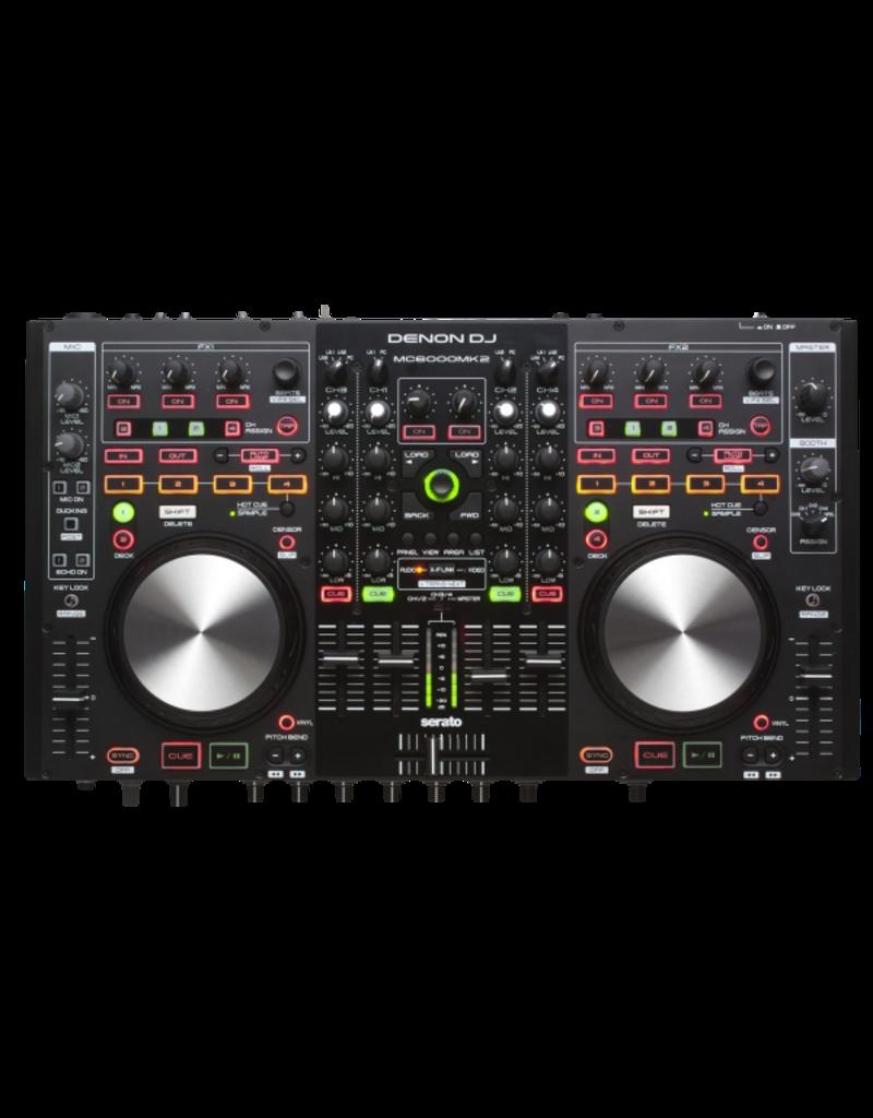 MC6000Mk2 DJ Controller: Denon