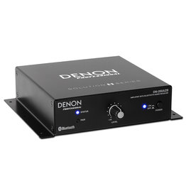 DN-200AZB Mini Power Amp w/ BT Receiver: Denon