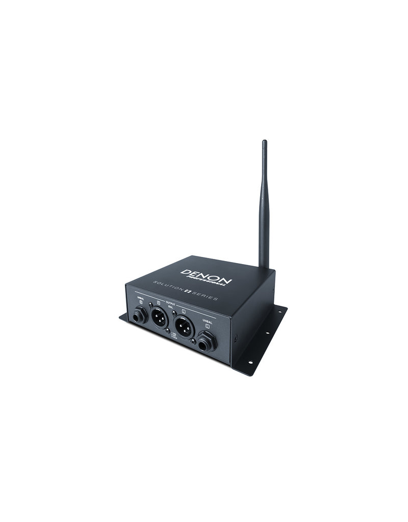 Denon DJ DN-202WR Wireless Audio Receiver (for use with DN-202WT)