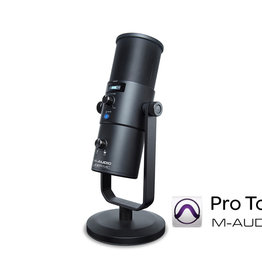 Uber Mic USB Mic with Headphone Out - M-Audio