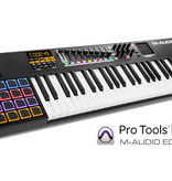 Code 49 USB MIDI Controller with X/Y Pad - M-Audio