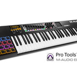 Code 61 USB MIDI Controller with X/Y Pad - M-Audio