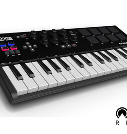 ***Limited Stock Shipping In October*** Axiom Air Mini 32 Premium Keyboard and Pad VIP Controller - M-Audio