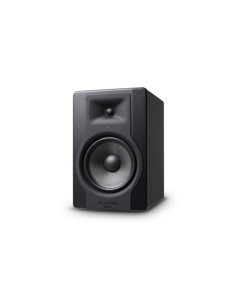 "BX8 D3 8"" Powered Studio Reference Monitor(Single) - M-Audio"