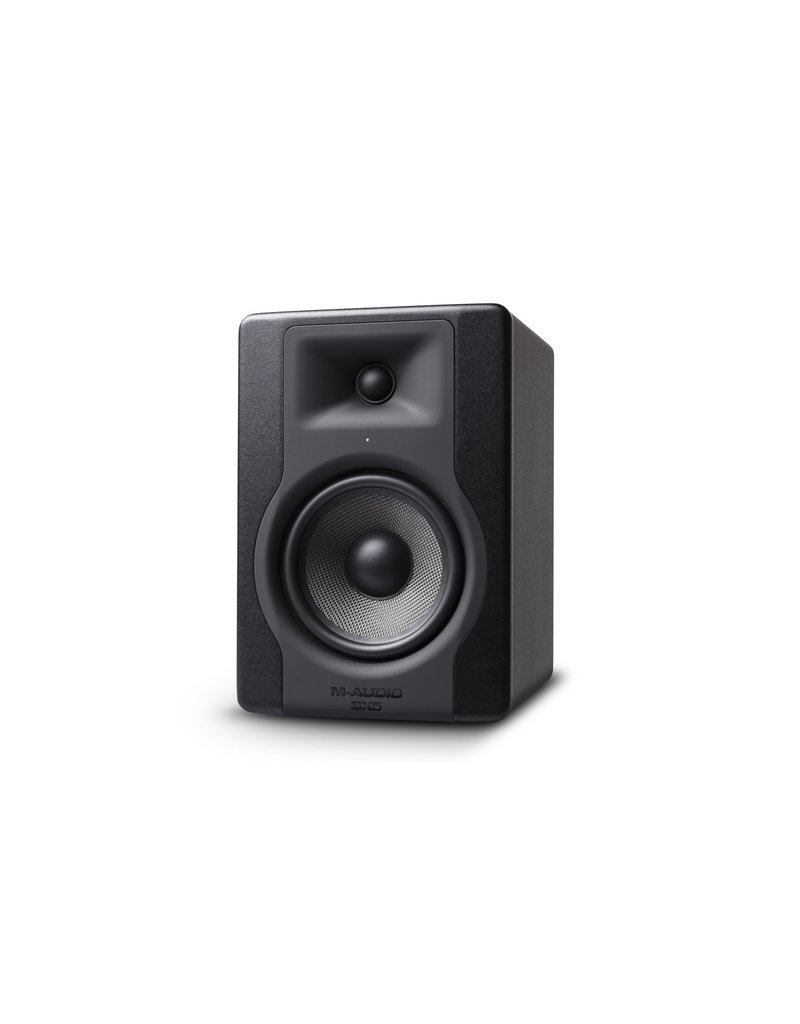 """M-Audio BX5 D3 5"""" Powered Studio Reference Monitor (Single)"""