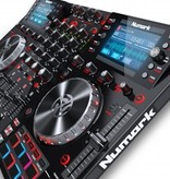 NVII Intelligent Dual-Display Controller for Serato DJ - Numark