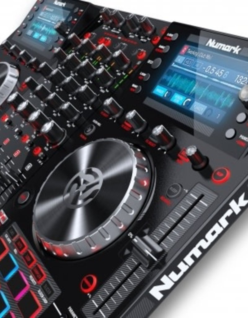 ***Limited Stock Shipping In September*** NVII Intelligent Dual-Display Controller for Serato DJ - Numark