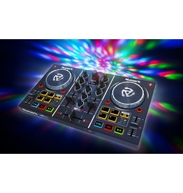 ***Limited Stock Shipping In September*** Party Mix DJ Controller with Built In Light Show - Numark