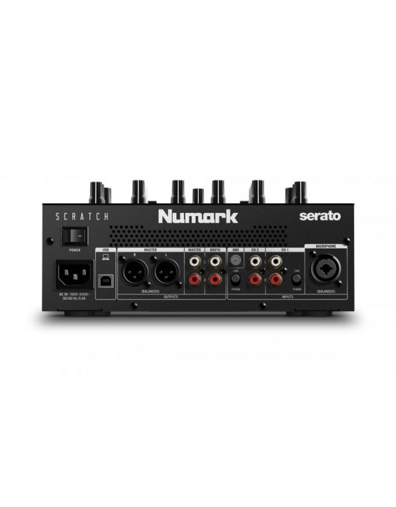 Numark Scratch 2-Channel Serato Mixer
