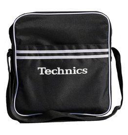Technics Retro DJ/Record Bag - Black