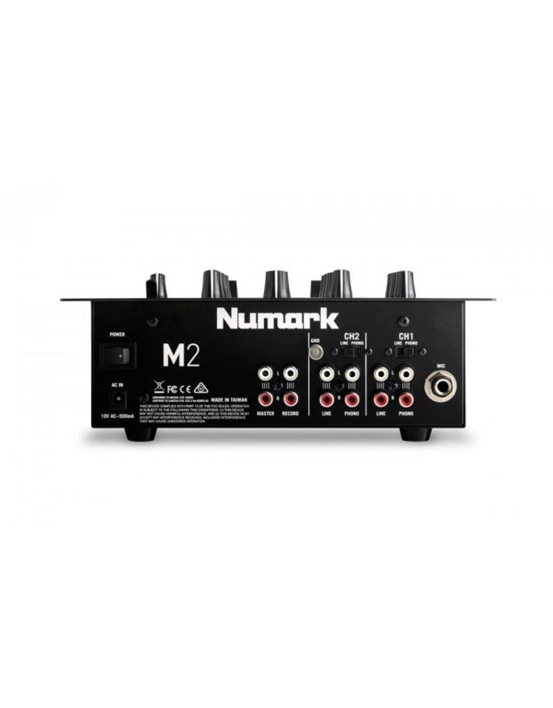 Numark M2 2-Channel Scratch Mixer