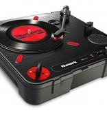 ***Limited Stock Shipping In September*** Numark PT01 Scratch Portable Turntable with DJ Scratch Switch