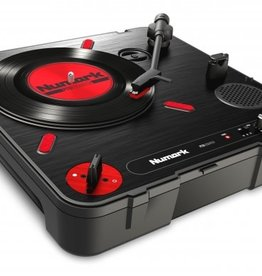 ***Pre-Order*** PT01 Scratch Portable Turntable with DJ Scratch Switch - Numark