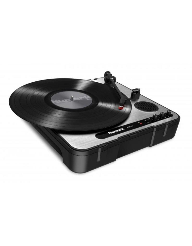 Numark PT01 USB Portable Vinyl-Archiving Turntable