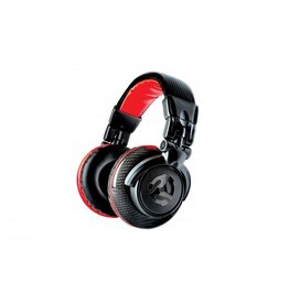 Numark Red Wave Carbon High Quality Full Range Headphones