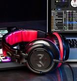 Red Wave Carbon High-quality Full-range Headphones - Numark