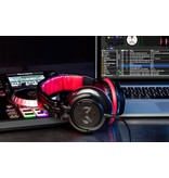 Red Wave Carbon  High-quality Full-range Headphones - Numark