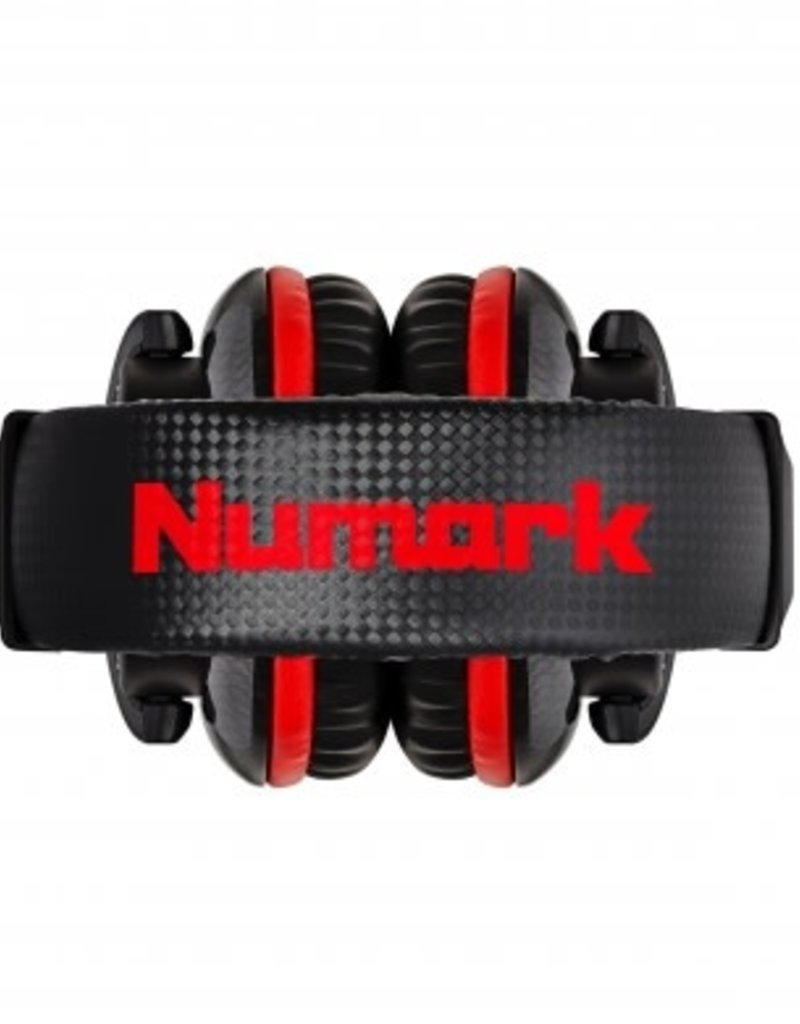 ***Limited Stock Shipping In August*** Red Wave Carbon High-quality Full-range Headphones - Numark