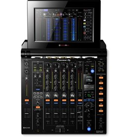 "DJM-TOUR1 Touring Model Mixer w/ Folding 13"" Touchscreen and Display Shade - Pioneer DJ"