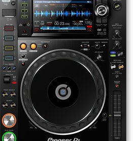 CDJ-2000NXS2 Professional Multi-Player - Pioneer DJ