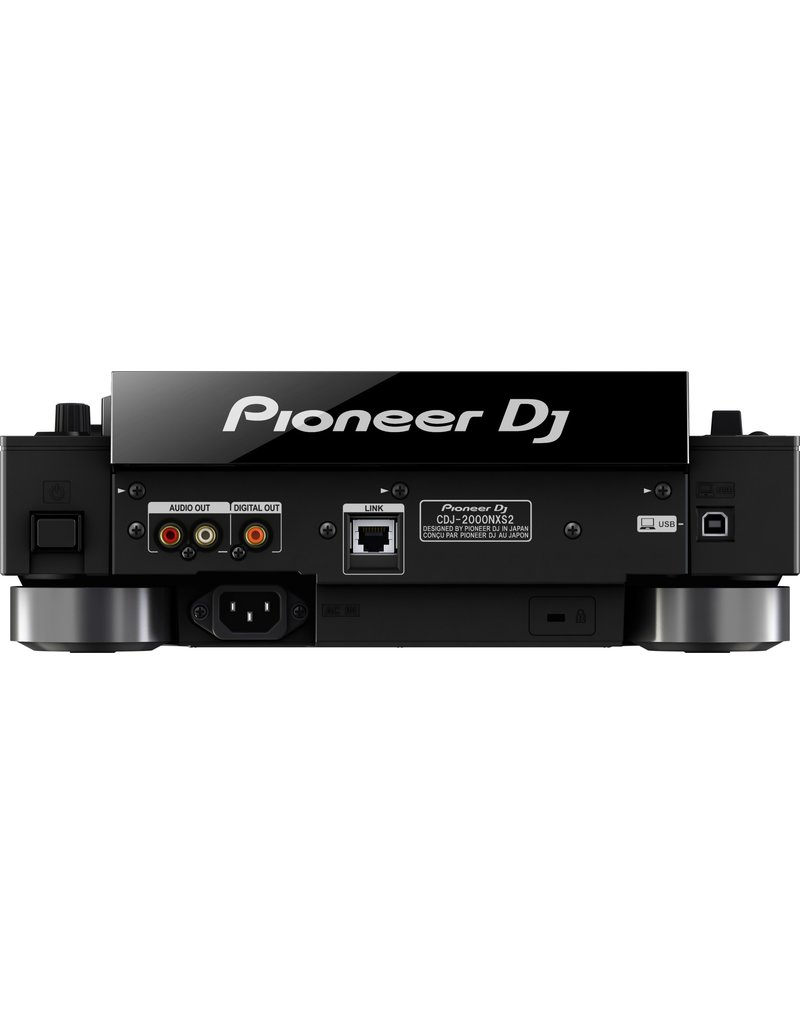 CDJ-2000NXS2 PROFESSIONAL MULTI PLAYER - Pioneer DJ