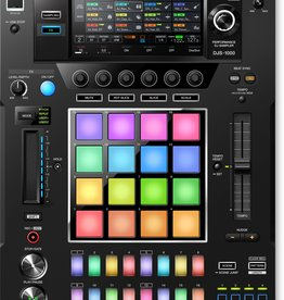 "DJS-1000 Performance DJ Sampler - 7"" Touchscreen, 16 pads - Pioneer DJ"