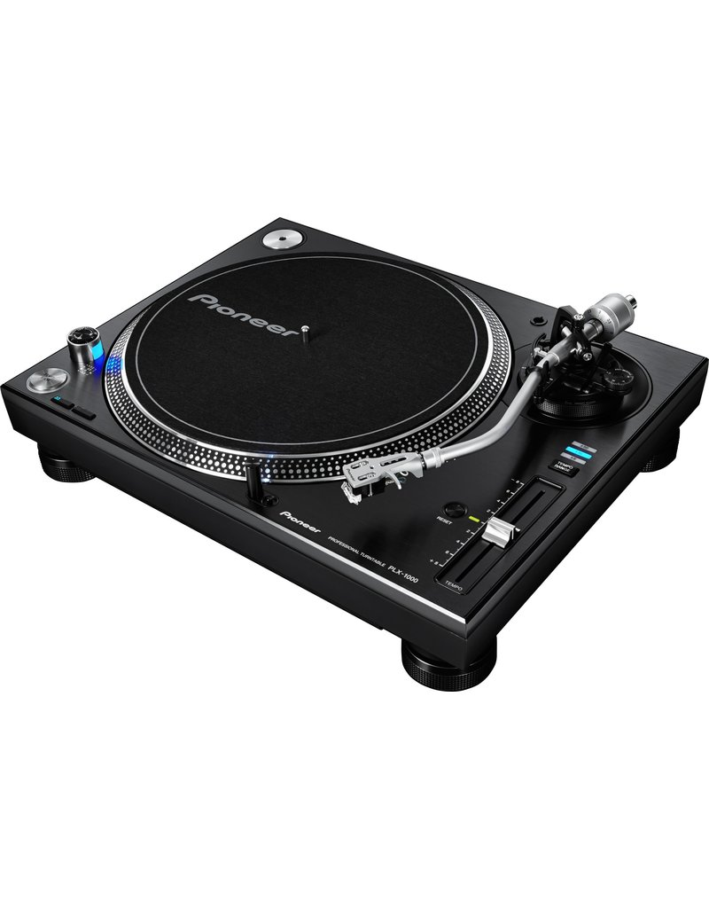 PLX-1000 PROFESSIONAL DIRECT DRIVE TURNTABLE - Pioneer DJ