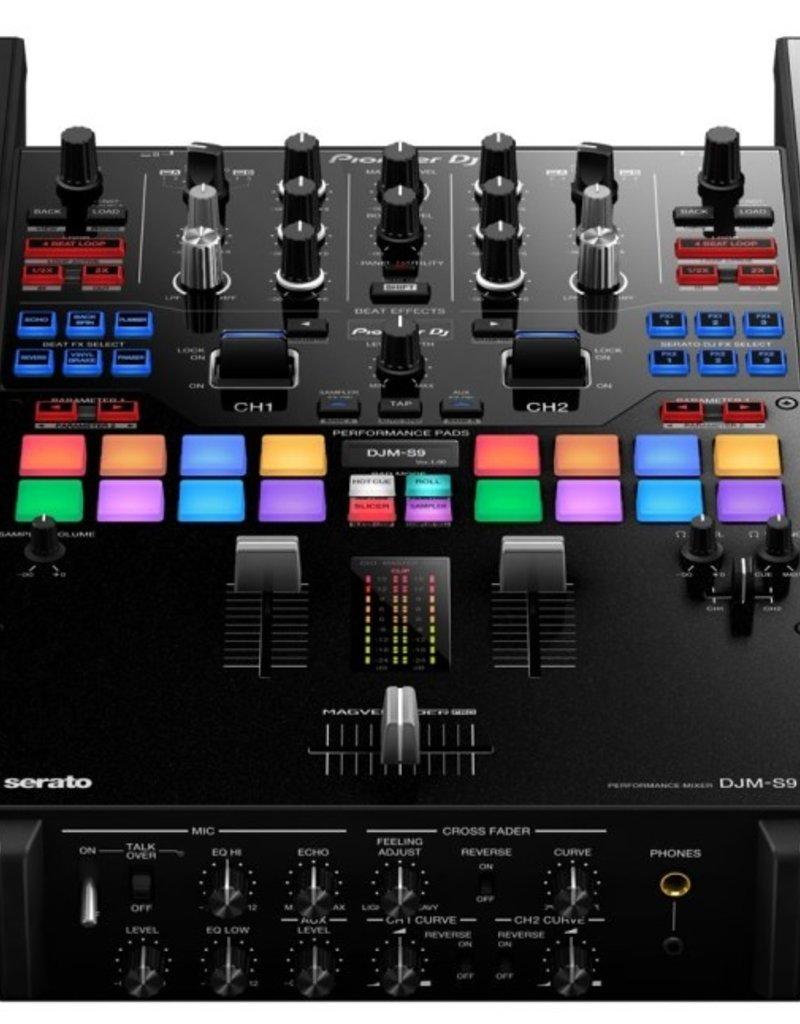 ***Pre-Order*** DJM-S9 2-Channel Battle Mixer for Serato DJ - Pioneer DJ