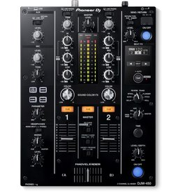 ***Limited Stock Shipping In July*** DJM-450 Compact 2-Channel Mixer w/ Rekordbox - Pioneer DJ