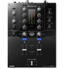 DJM-S3 2-Channel Scratch Mixer w/ Serato DVS - Pioneer DJ