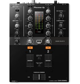 ***Shipping Late July*** DJM-250MK2 2-Channel Scratch Mixer w/ Rekordbox DVS - Pioneer DJ