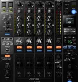 DJM-900NXS2 4-Channel Digital Pro-DJ Mixer (Black) - Pioneer DJ