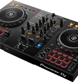 DDJ-400 2-Channel DJ Controller for Rekordbox DJ (Black) - Pioneer DJ