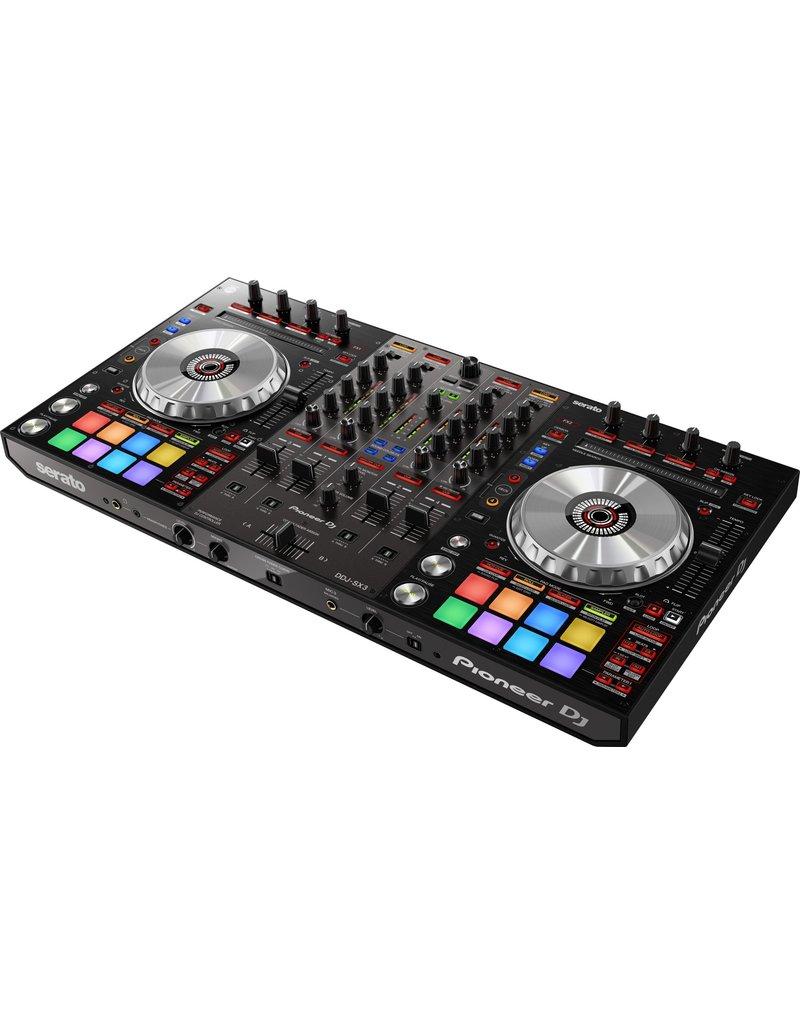 DDJ-SX3 4-Channel DJ Controller for Serato DJ Pro  - Pioneer DJ