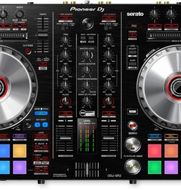 DDJ-SR2 Portable 2-Channel Controller for Serato DJ Pro - Pioneer DJ