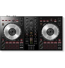 ***Limited Stock Now Shipping *** DDJ-SB3 2-Channel DJ Controller for Serato DJ Lite (black) - Pioneer DJ