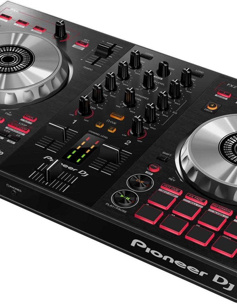 DDJ-SB3 2-Channel DJ Controller for Serato DJ Lite (Black) - Pioneer DJ