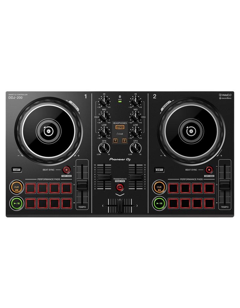 DDJ-200 Smart DJ Controller (black) - Pioneer DJ