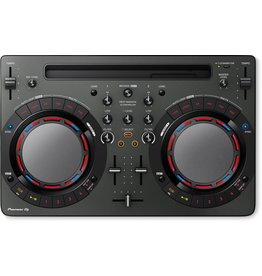***Limited Stock Shipping In July*** DDJ-WeGO4-K Compact DJ Software Controller (Black) - Pioneer DJ