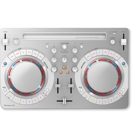 ***Limited Stock Shipping In July*** DDJ-WeGO4-W Compact DJ Software Controller (White) - Pioneer DJ