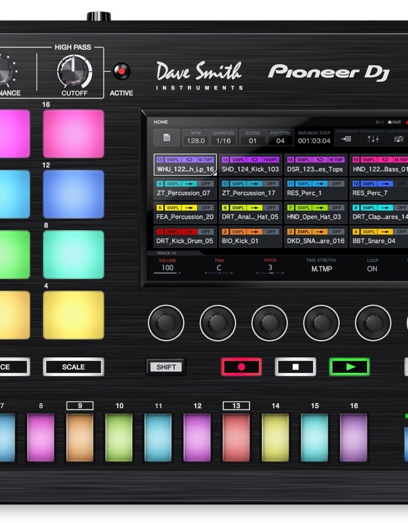 Toraiz SP-16 Professional Sampler - Pioneer DJ